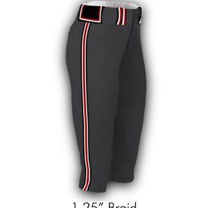 "1.25"" Braid Pants"