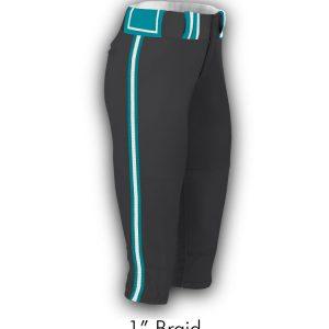"1"" Braid Pants"